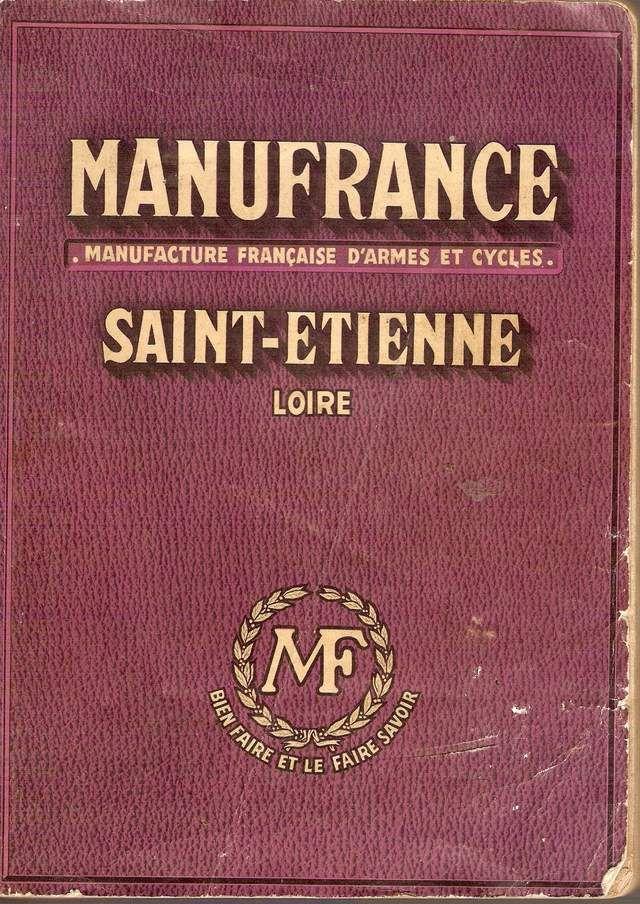 Le catalogue Manufrance
