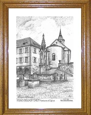 Mamie à Bischoffsheim