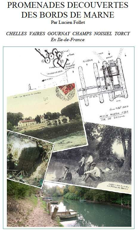 Brochure bords de Marne