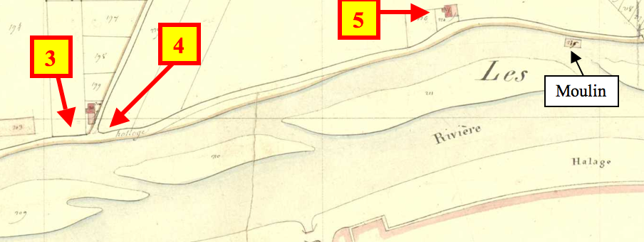Restaurants guinguettes disparus du bord de Marne à Chelles