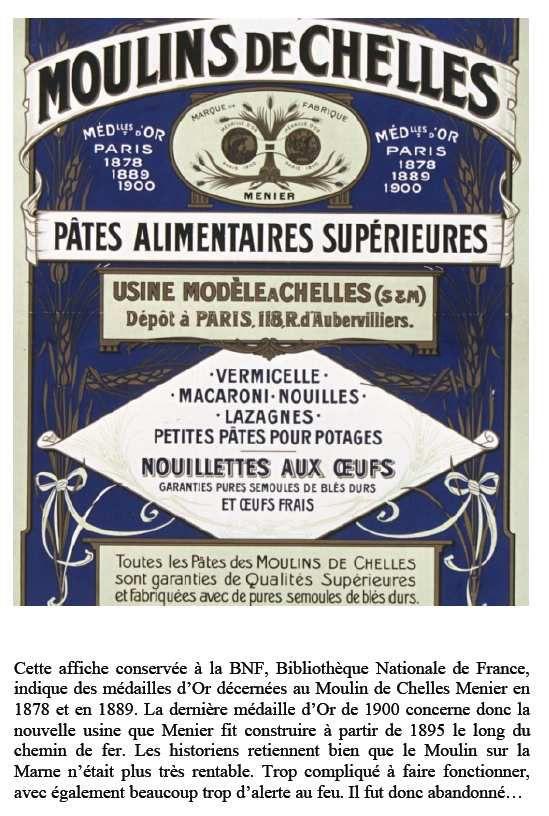 Journées Européennes du Patrimoine 2016 : Chelles, le Moulin