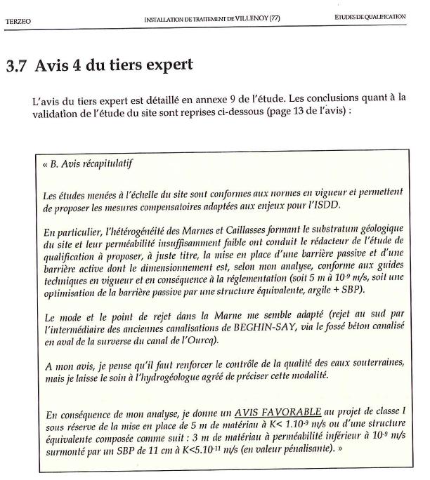 Tri et valorisation de terres de terrassement de chantiers à Villenoy 77