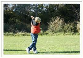 Reprise de l'école de golf ...
