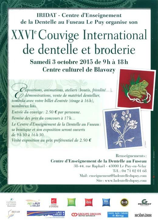 XXVIe  COUVIGE DU PUY EN VELAY