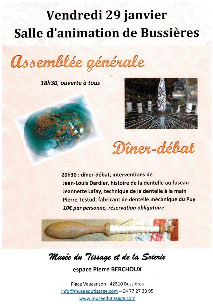 ANIMATION AU MUSEE DE BUSSIERES  (42)