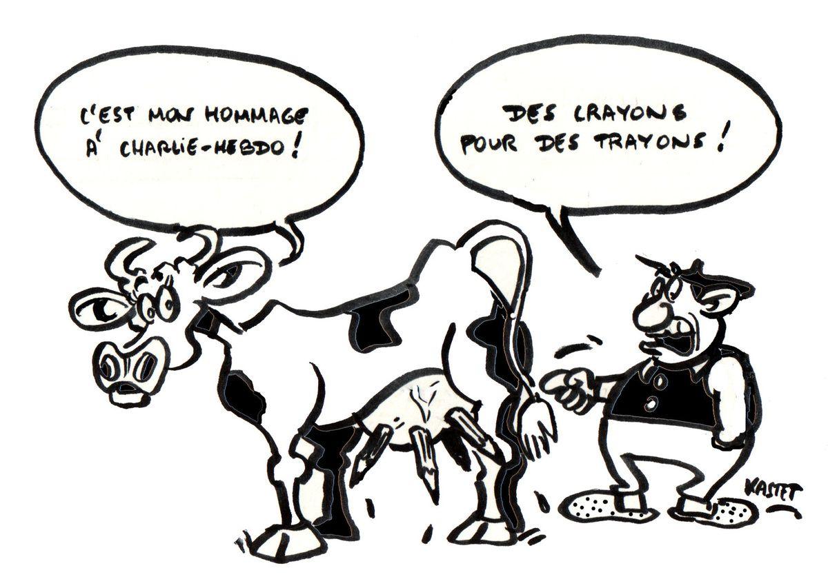 Charlie Hebdo, ne pas oublier...