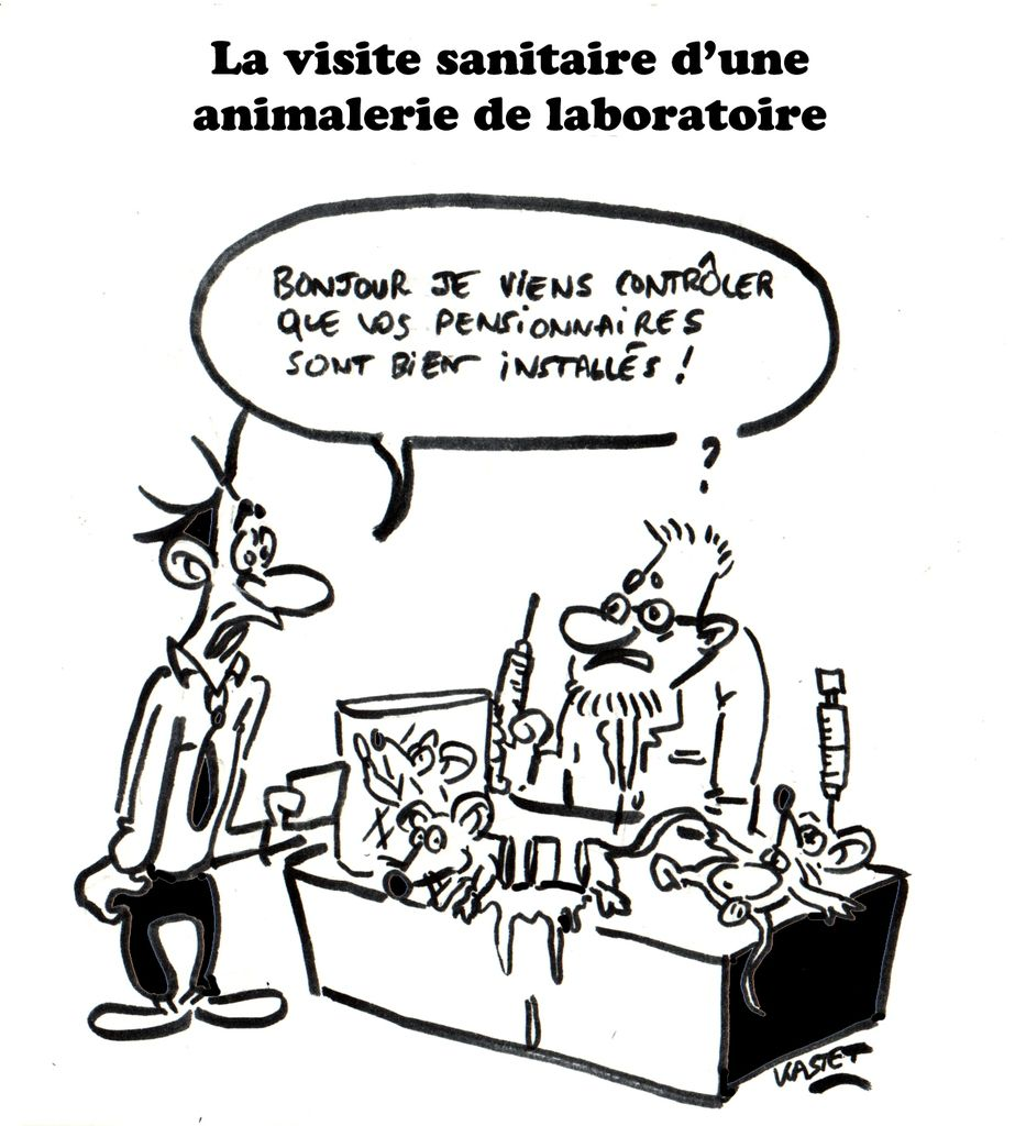 Vive la vivisection !