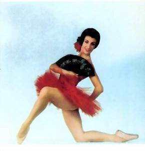 Mon premier coup de coeur : Claire Motte, il y a 40 ans...