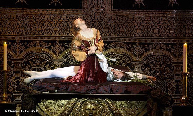 Roméo et Juliette - Baulac, Heymann, Alu, Magnenet - Opéra de Paris