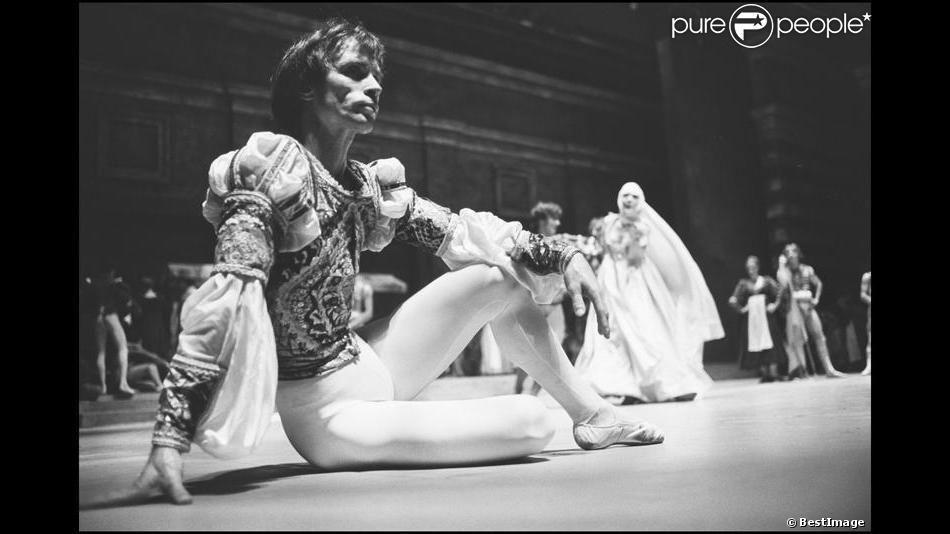 Roméo et Juliette - Noureev : Gilbert, Marchand, Bézard opéra de paris 2016