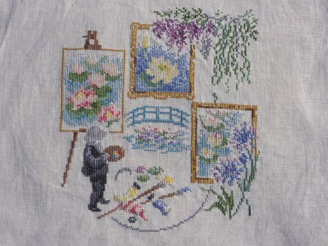 Dans le jardin de Monet #3
