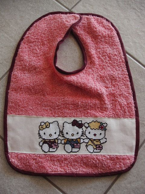 Hello Kitty en trio - 2009