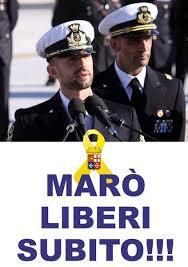 Roma:politici vietano ai militari fiocco giallo pro marò