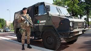 Catania: è stata una soldatessa a bloccare l'ivoriano omicida
