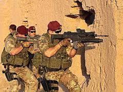 Libia:Folgore pronta ad entrare in azione