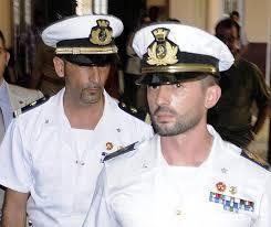 Roma:marò:Latorre dovrà rientrare in India il 16 gennaio