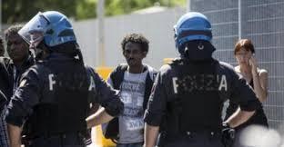 Roma:allarme profughi in Italia:troppi e senza controllo