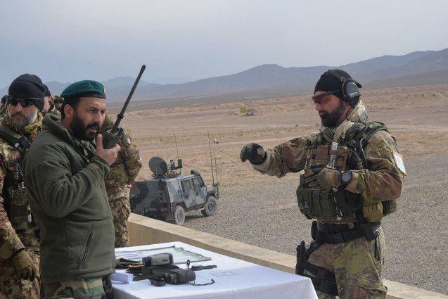 Afghanistan:militari italiani formano primi&quot&#x3B;Air Tactical Controllers&quot&#x3B;