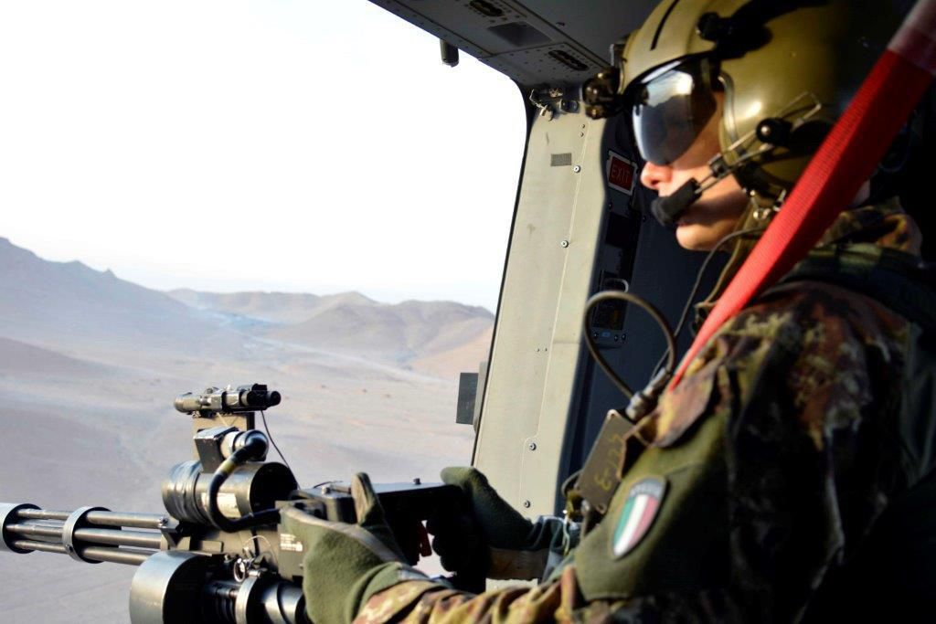 Afghanistan:passaggio di consegne al Task Group&quot&#x3B;Fenice&quot&#x3B;
