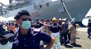 """Cagliari:migranti:""""il pericolo è dietro l'angolo""""la denuncia di Luca Agati del SAP"""