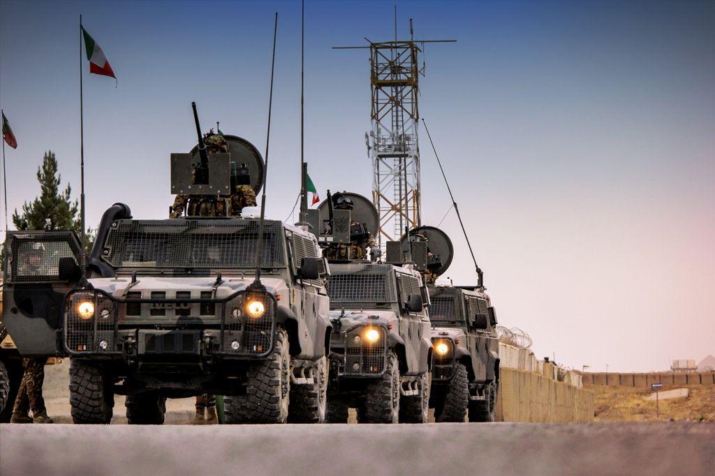 """Afghanistan:la Brigata""""Pinerolo""""celebra il suo 195°anniversario"""