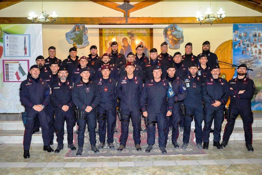 Carabinieri a Herat