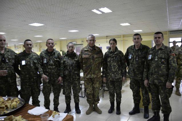 Afghanistan:Capo di Stato Maggiore della Difesa Graziano in visita a contingente italiano a Herat