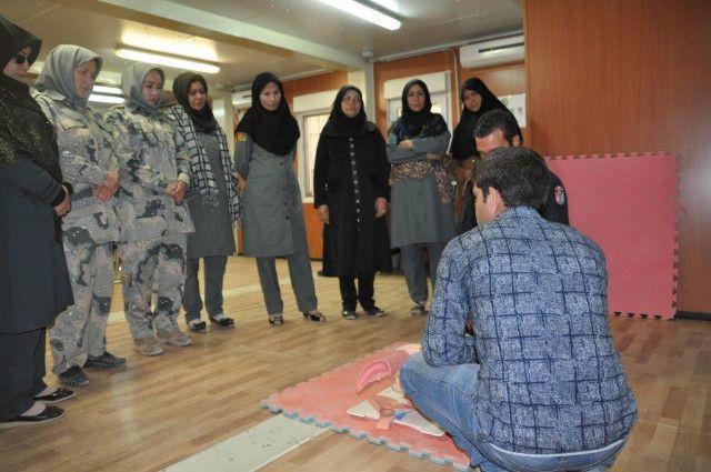 Afghanistan:Carabinieri portano a termine addestramento poliziotte afgane