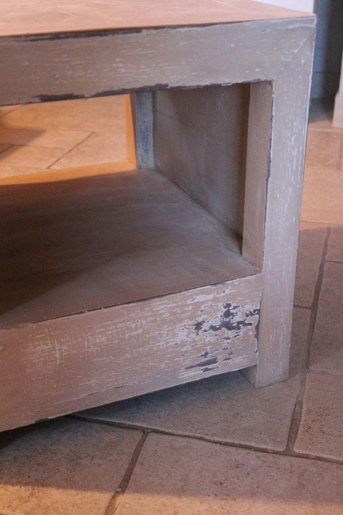 Chauler un meuble patines bio for Enlever vernis meuble