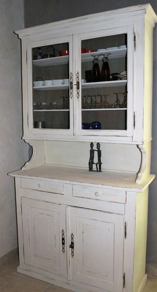 patiner un meuble en blanc style shabby chic peintures et enduits naturelles et l 39 ancienne. Black Bedroom Furniture Sets. Home Design Ideas