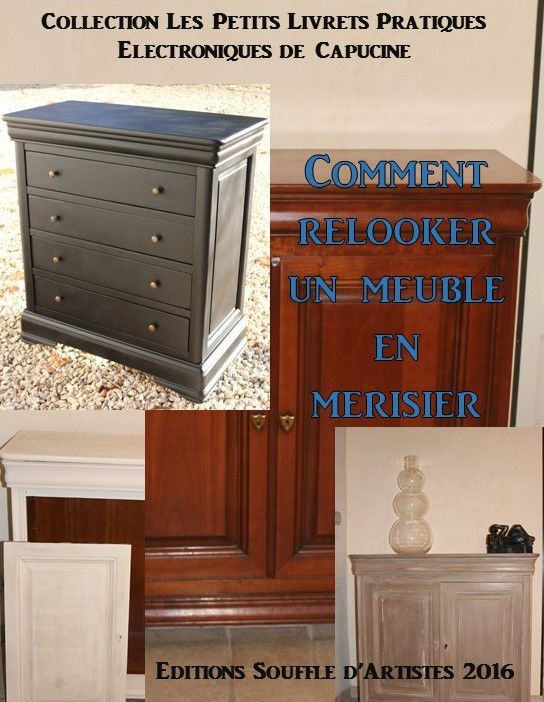 excellent peindre un meuble en merisier with comment relooker un meuble en formica. Black Bedroom Furniture Sets. Home Design Ideas