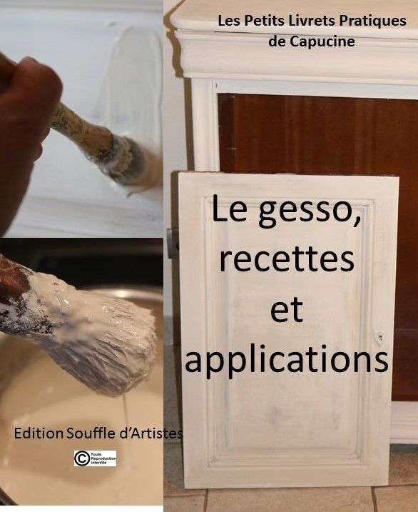 recette du gesso traditionnel