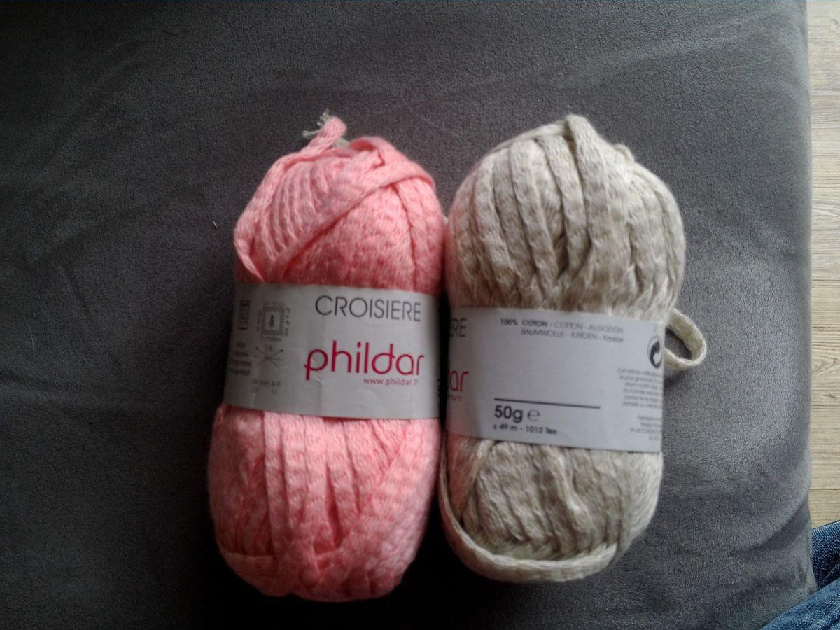 Un nouveau tricot