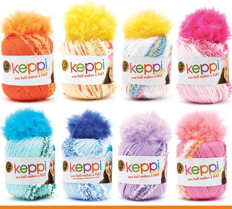 Pelote de laine Keppi