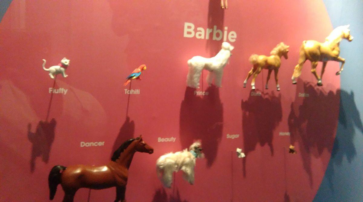 Tous les petits compagnons de Barbie