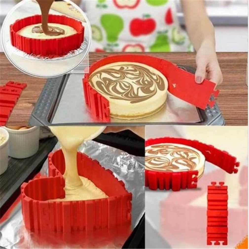 Le multi-moule à gâteaux