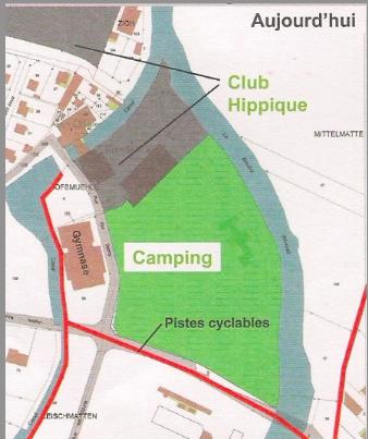 Le club hippique de Molsheim...