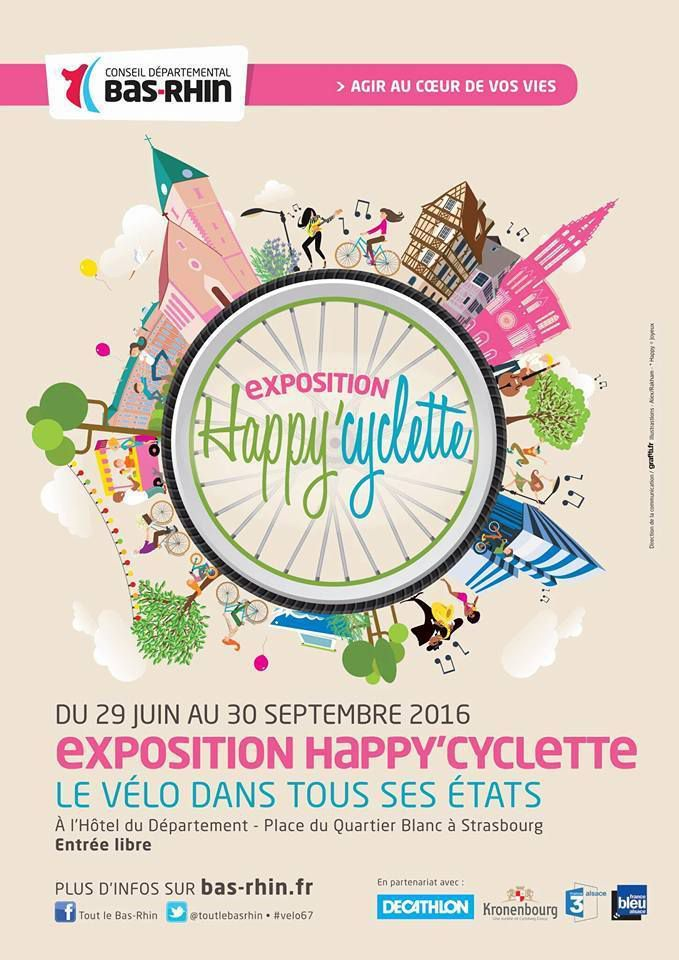 Happy'cyclette