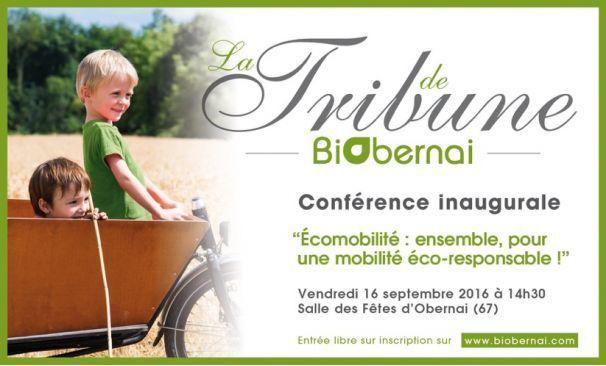 Conférences Ecomobilité