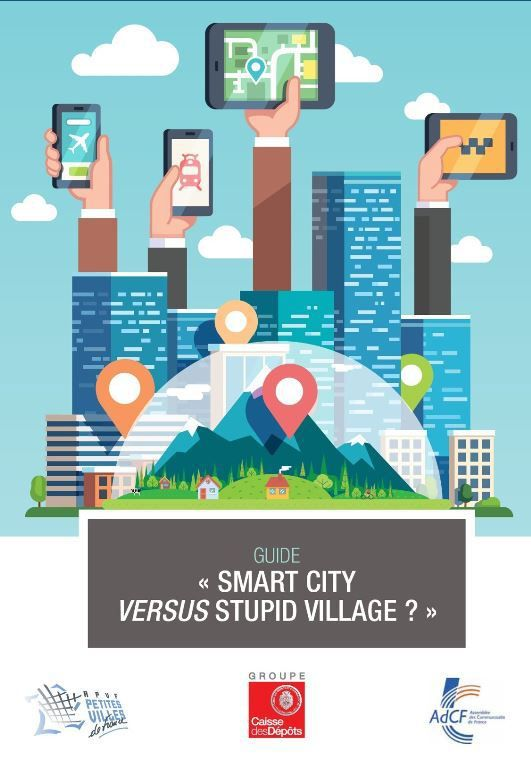 Smart City versus Stupid Village ?