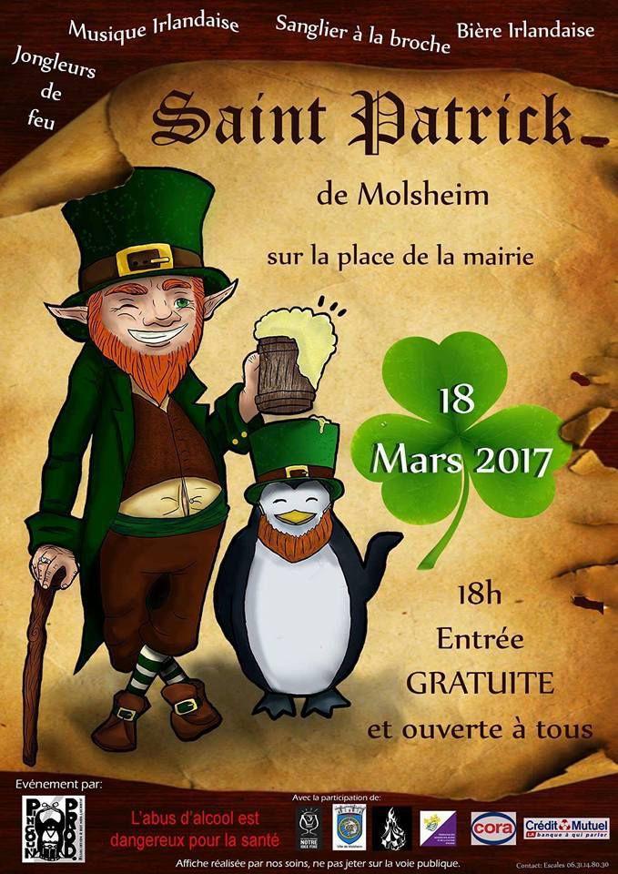 Frimas irlandais en prime ?  (-_-)