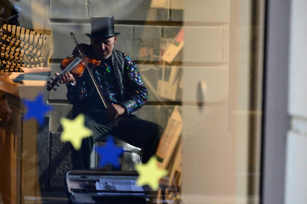 Une histoire de violon
