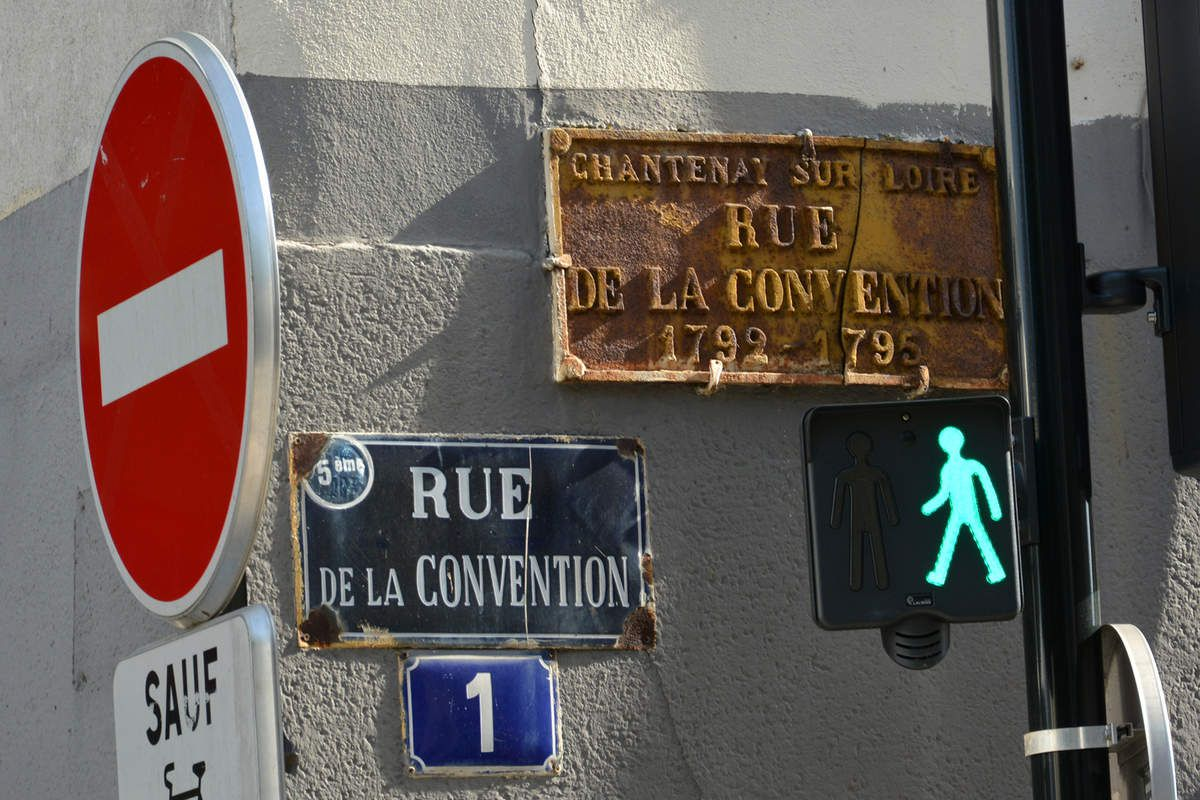 Rue de la Convention