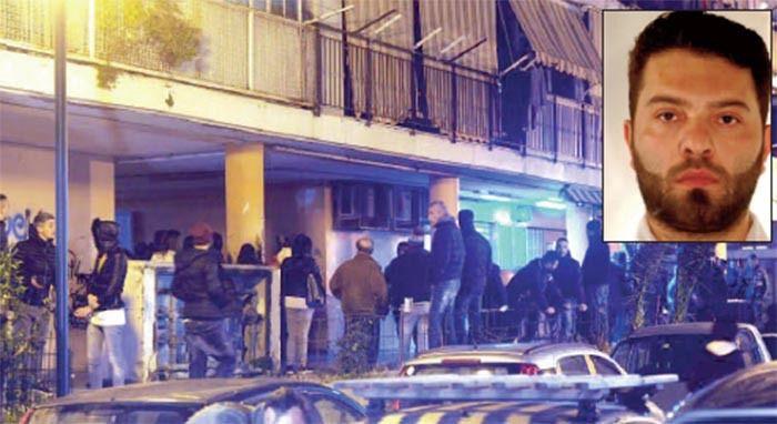 Assassinat de Perna à Pianura (cronachedellacampania)