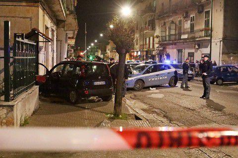 Assassinat d'Aniello Di Napoli (Il Mattino)