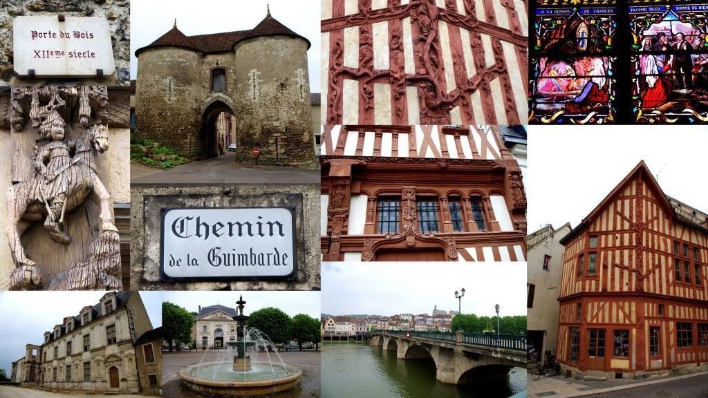 Une visite à Joigny dans l'Yonne