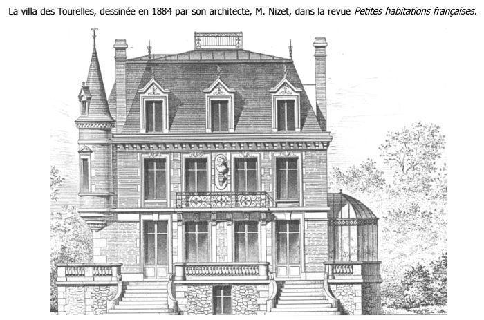 Une visite de Nanterre, cité de Geneviève et des parisii ?