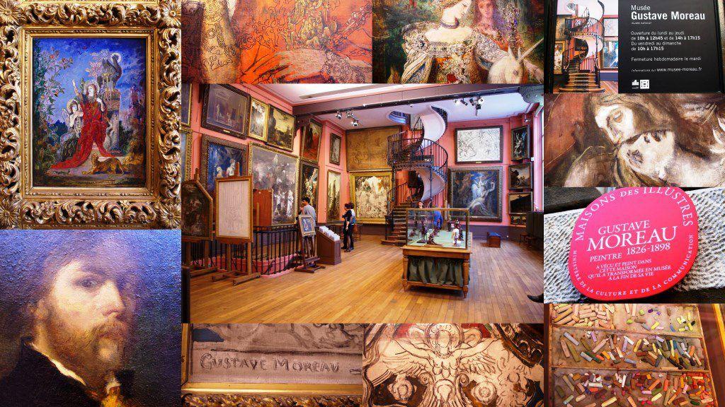 Le musée Gustave Moreau et ses collections