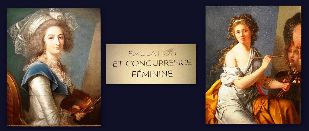 Louise-Elisabeth Vigée Le Brun au Grand Palais à Paris