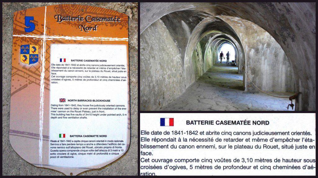 Une visite de Fort Queyras à Château Queyras